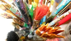 Luovaa intuitiivista maalausta